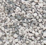 WB94 Woodland Scenics: Grey Blend Medium Ballast (45 cu. in. bag)